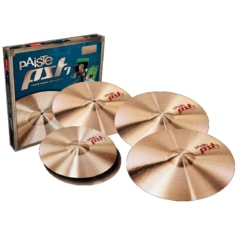 "Paiste PST 7 PA 170US16 Universal Set + 18"" crash"