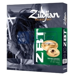 Zildjian ZBT Expander Select Set