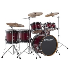 Ludwig LCEM622XRF Evolution Maple