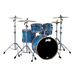 DW PDP Concept Maple Blue Lacquer limited