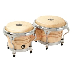 Latin Percussion Music Collection Mini Tunable Bongos