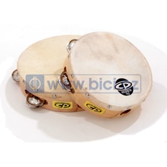 CP Tambourine with Head, 8""