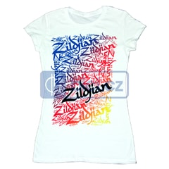 Zildjian Women's Grafitti T (XL)