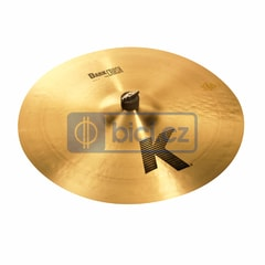 "Zildjian K0912 20"" K Dark Crash Thin"