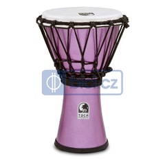 Toca Percussion TFCDJ-7MV ColorSound Djembe, 7""