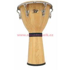 Latin Percussion Djembe, Natural Finish