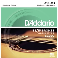 D'Addario EZ-920 Medium Light