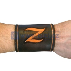 Zildjian Leather Wristband