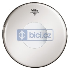 Remo CS-0213-00 Smooth White Controlled Sound 13""