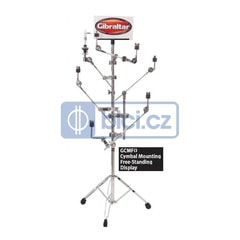 Gibraltar GCMFD Cymbal Mounting Free-Standing Display