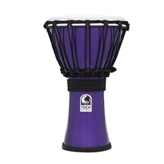 Toca Percussion TFCDJ-7MI ColorSound Djembe, 7""