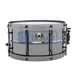Ludwig LW0713 Black Magic Snare 13×7""
