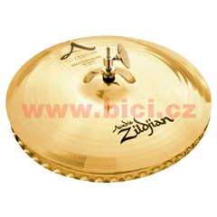 "Zildjian 15"" A Custom Mastersound Hi-Hat"