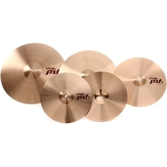 "Paiste PST 7 PA 170SS16 Session Set +18"" crash navíc"