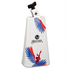 Latin Percussion LP205-SNW Santana Cowbell