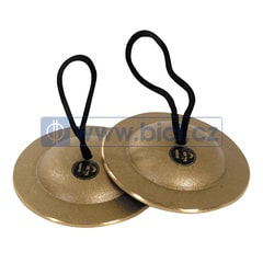 Latin Percussion Finger Cymbals - LP436 1 Pair