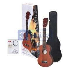 Ukulele Almeria Player Pack