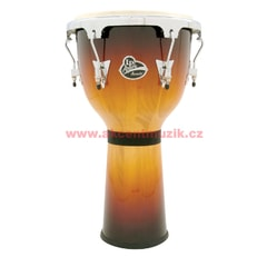 "Latin Percussion Aspire Accent Djembe 12,5"", Vintage Sunburst"