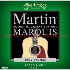 Martin M1000 Marquis Extra Light