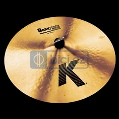 "Zildjian K0915 18"" K Dark Crash Medium Thin"