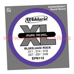 D'Addario EPN115 Blues/Jazz Rock