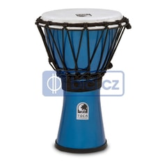 Toca Percussion TFCDJ-7MB ColorSound Djembe, 7""