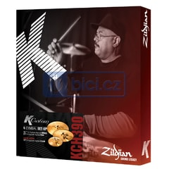 Zildjian KCH390 K Custom Hybrid Box Set