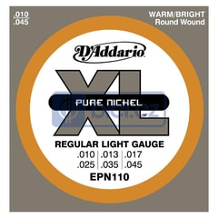 D'Addario EPN110 Regular Light