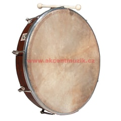 World Beat Tunable Bodhran, 18""