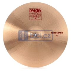 Paiste 2002 Thin Crash 18""
