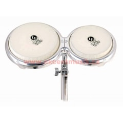 Latin Percussion Giovanni Compact Bongos with Mounting Post