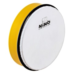"Meinl NINO45Y Hand Drum 8"" Yellow"