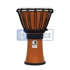 Toca Percussion TFCDJ-7MO ColorSound Djembe, 7""