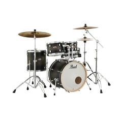 Pearl DMP905/C262 Decade Maple Satin Black Burst