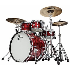 Gretsch Brooklyn Red Oyster - GB-E8246-RO