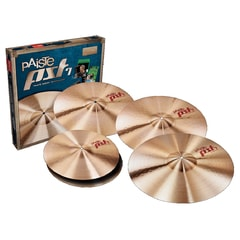 Paiste PST 7 PA 170RS16 Rock Set