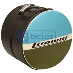 Ludwig LX24BO Atlas Classic Bass Drum Bag, 24""