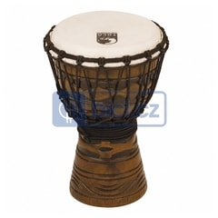 Toca Percussion TODJ-7AM Origins Wood Djembe, 7""