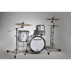 Ludwig LC179XX028 New Breakbeats by Questlove White Sparkle