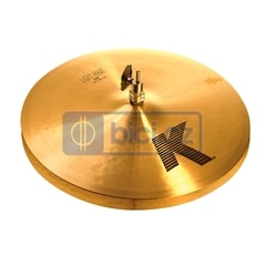 "Zildjian K0923 15"" K Light Hi-Hat"