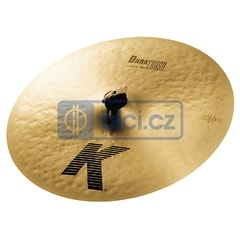 "Zildjian K0901 15"" K Dark Crash Thin"