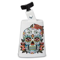 Latin Percussion LP204C-SS Sugar Skull Collect-A-Bell