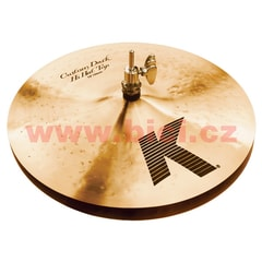 "Zildjian 13"" K Custom Dark Hi-Hats"