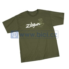 Zildjian New Military Green T