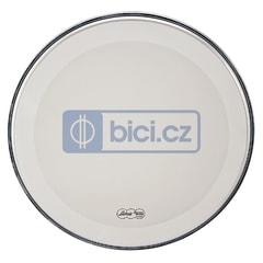 Ludwig LW5124 Bass Drum Head Clear Power Collar, 24""