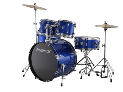Ludwig LC1709 Accent Fuse Blue