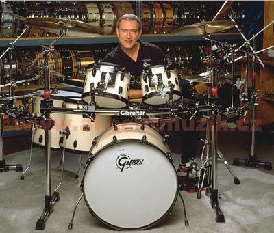 Gretsch US Custom GVS0622K – Vinnie Colaiuta Signature