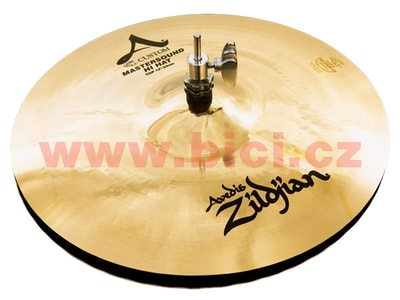 "Zildjian 13"" A Custom Mastersound Hi-Hat"
