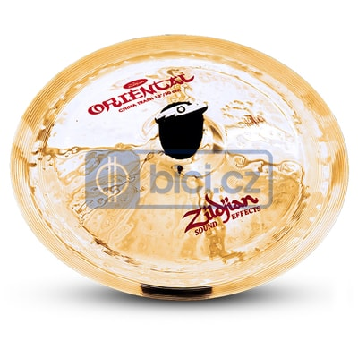 "Zildjian 12"" FX Oriental China Trash"