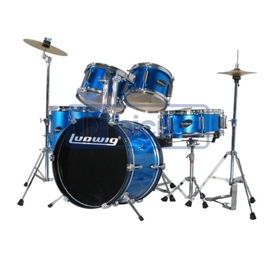 Ludwig LJR1062 Junior Blue